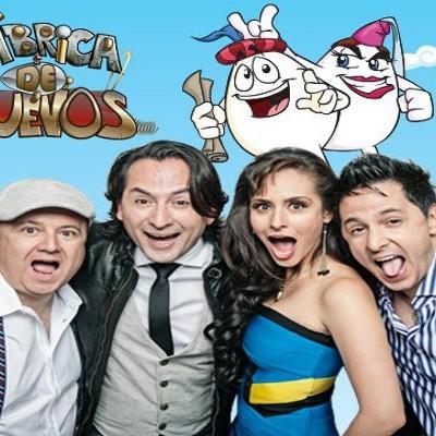 """no te pierdas el gran estreno de """"Fábrica de Huevos"""" este viernes 5 de abril, por Azteca 7. México"""